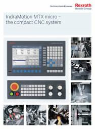 Catálogo IndraMotion MTX Micro