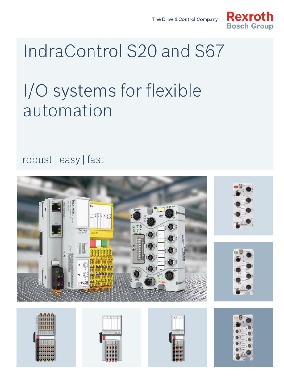 Catálogo Sistemas I/O