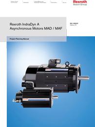 Catálogo Motores Asincronos MAD-MAF