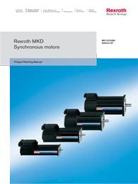 Catálogo Motores Sincronos MKD