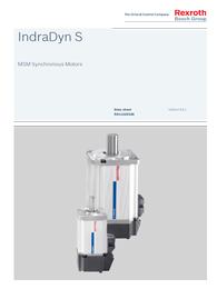 Catálogo Motores Síncronos MSM