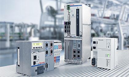Catalogos de control Bosch Rexroth Indramat