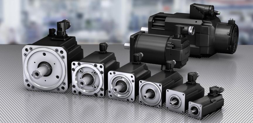Catalogos de servomotores Bosch Rexroth Indramat